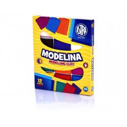 Astra modelina 12 kolorów