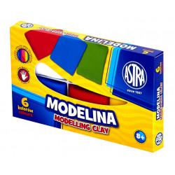 Astra modelina 6 kolorów