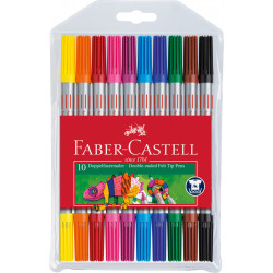 Faber Castell flamastry...