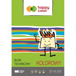 Happy color blok techniczny...