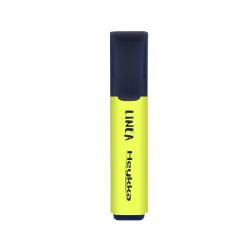 Heykka zakreślacz linea żółty