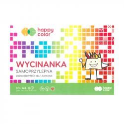 Happy color wycinanka...