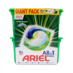 Ariel kapsułki do prania...